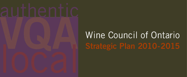 Wine Council of Ontario 2010-2015