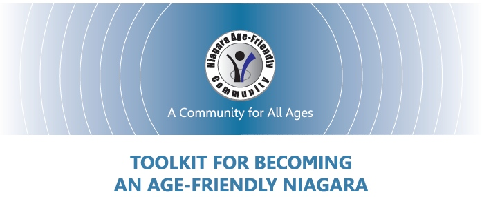 Age-Friendly Toolkit Screen Shot