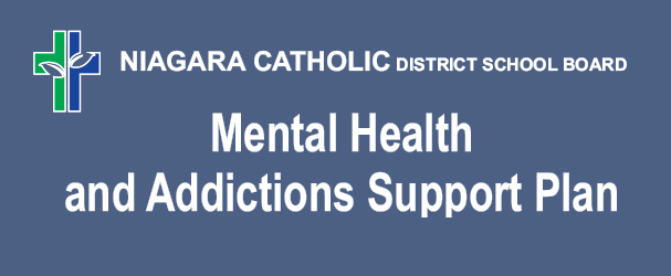 mental health and addictions support plan